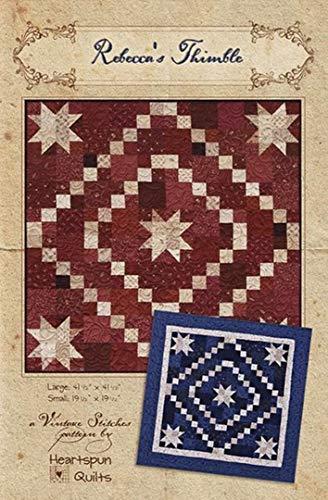 286 Rebecca's Thimble Pattern, None ()