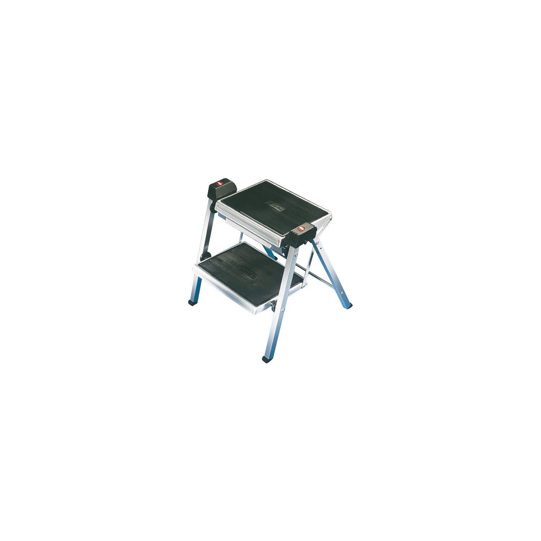 tiroirs et espaces de Rangement /à partir de 500 mm de Large Hailo Stepfix Escabeau /à encastrer pour placards