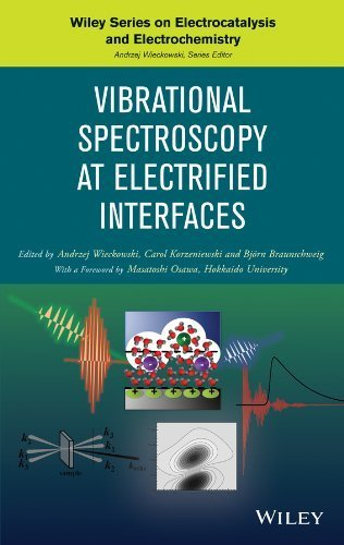 Vibrational Spectroscopy at Electrified Interfaces 1st edition by Wieckowski, Andrzej, Korzeniewski, Carol, Braunschweig, Bj&o (2013) Hardcover