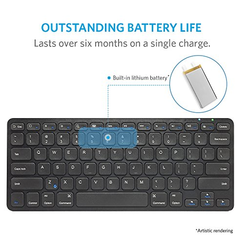 anker ultra compact bluetooth keyboard instructions