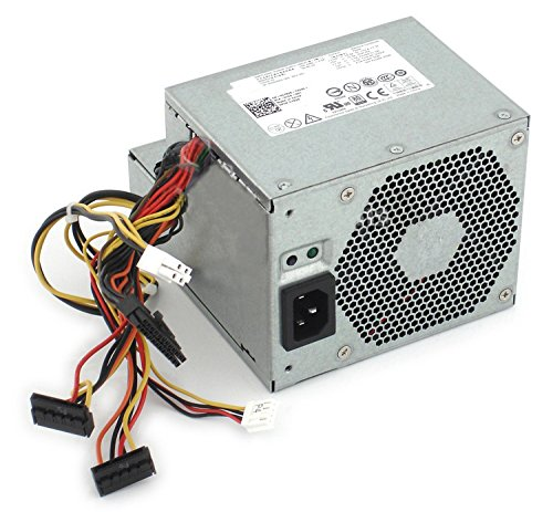 Desktop Power Supply for Dell Optiplex 960 980 760 780 790 280W Replacement Unit Power Brick CY826 F283T G238T ()