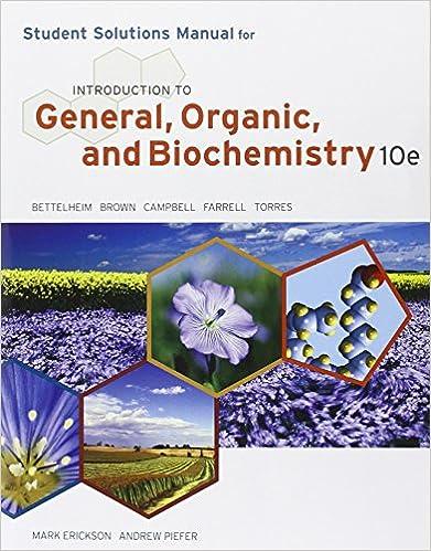 9781133105411: study guide for bettelheim/brown/campbell/farrell.