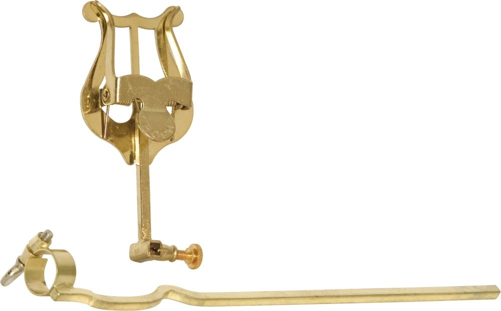 Grover-Trophy Brass Marching Lyres Trombone 9/16 in. Clamp TR9514G