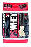 PRO SUPPS PS Whey, Vanilla Cake, 10 Pound