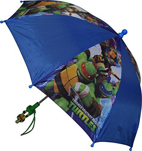 [TMNT Ninja Turtles Boy's Umbrella] (Ninja Turtle Kids)