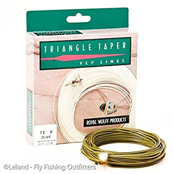 Royal Wulff Triangle Taper Floating Classic Fly Line
