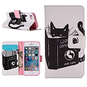 a13d48c74f Amazon | iPhone5s / iPhone SE 専用カバー手帳型 アイフォン5 / 5s / SE ...