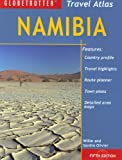 Namibia Travel Atlas (Globetrotter Travel Atlas)