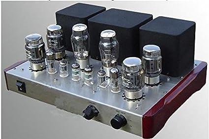 GOWE música curva tubo de vacío amplificador integrado paralelo clase A Amp Versión Estándar