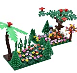 Best Toys Compatible With LEGOs - Classic Building Bricks Supplement, Princess Flowers Magical Plant Review