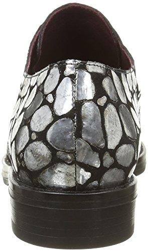 Donna Piu 9836 Erika - Zapatos Mujer Plata