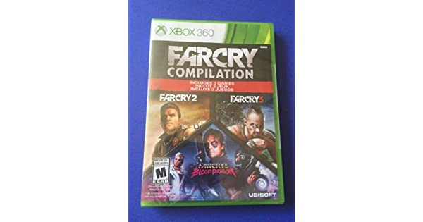 Far Cry Compilation Xbox 360 New Xbox 360 Computer And Video Games Amazon Ca