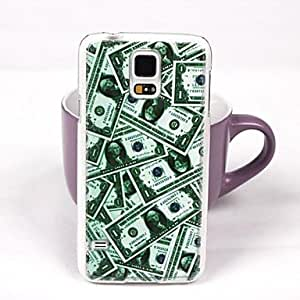 MOM The Dollar Pattern PC Back Case for Samsung Galaxy Note 4