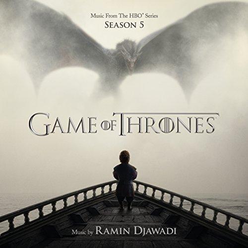 CD : Soundtrack - Game Of Thrones Season 5 (CD)