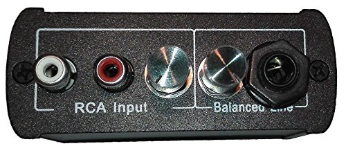 Di Box, Balanced 3 Channel Mixer : Microphone/instrument (Balanced Line), Stereo Music (2x Rca Input), Mono Output by Flatmax Studios