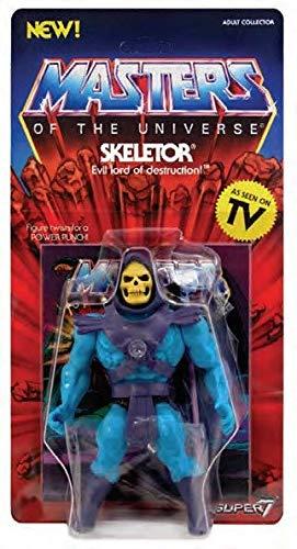 - Masters of The Universe Vintage Skeletor Action Figure Standard