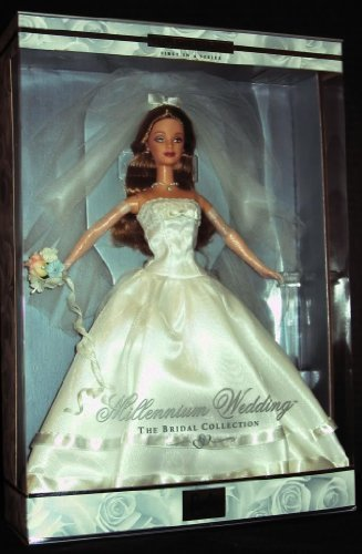 (Barbie 1999 Millennium Wedding)