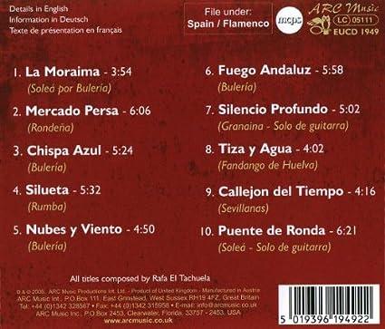 Flamenco Nuevo: Rafa El Tachuela: Amazon.es: Música