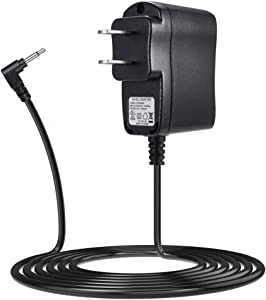 SoulBay 6V AC Power Adapter for Mr. Heater Big Buddy Heater MH18B MRH-MH18B F274800 F276127 F274830 F274865, AC 110V to DC 6Volt Power Supply, UL Listed, 6.5 Feet Cord