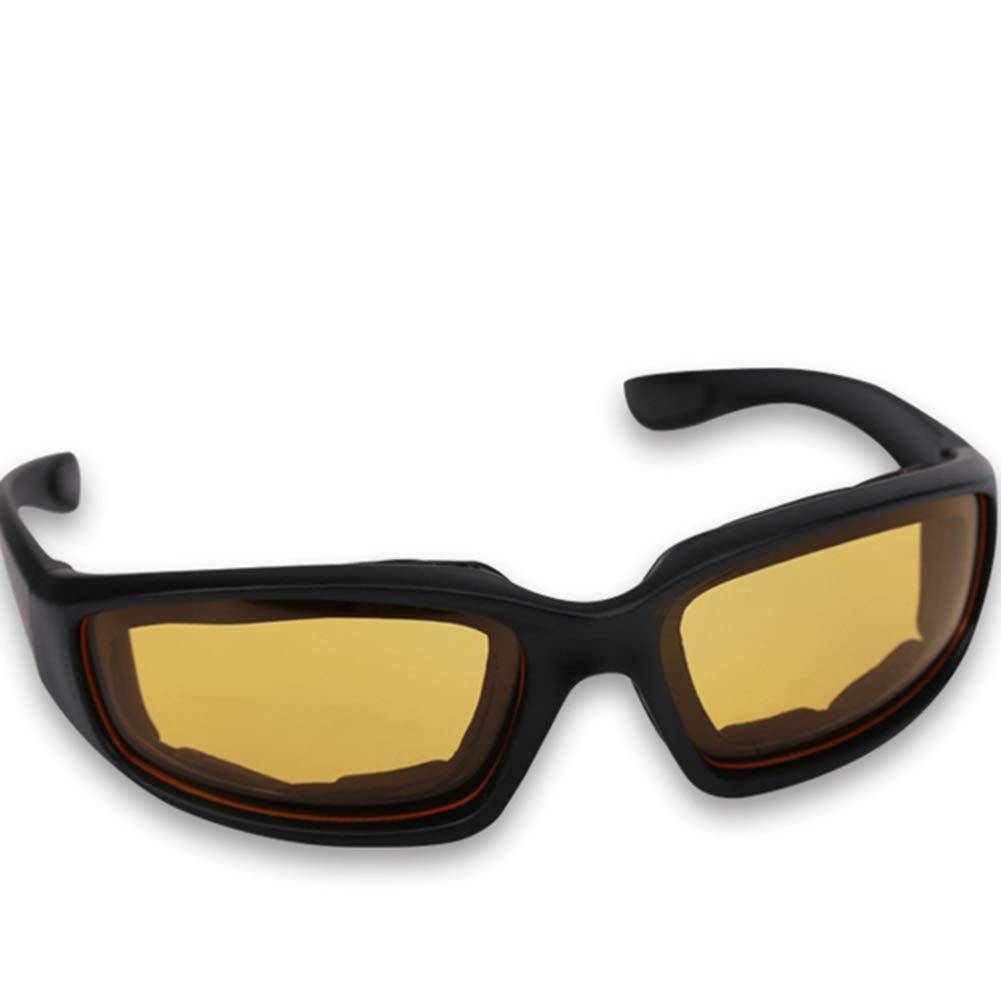 Occhiali moto off Road antivento UV protettivo anti nebbia vetri per moto bicicletta nuoto