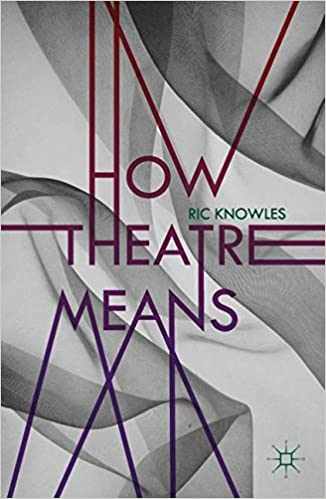 Book How Theatre Means