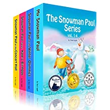 Box Set for Children:The Snowman Paul Series (vol. 1-4): Vol. 1-4