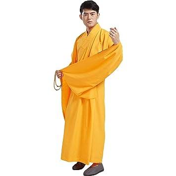 Shaolin - Pulsera unisex monje monje Kung Fu traje de ...