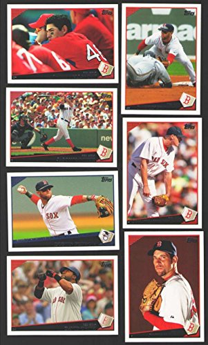 Sox 2009 Team Set - 2009 Topps - BOSTON RED SOX Team Set