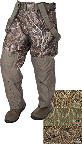 Banded Gear RedZone Breathable Waist High Insulated Wader (Mossy Oak Shadow Grass Blades) (10R)