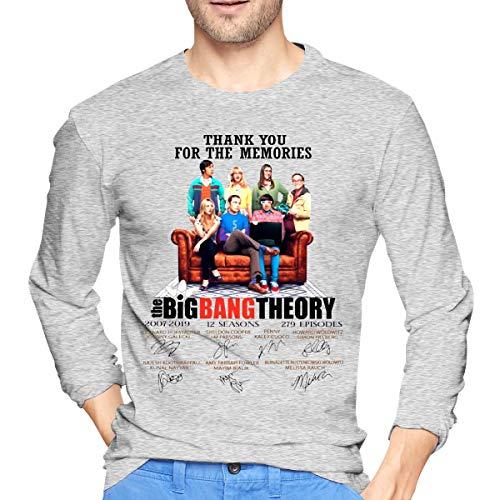 Man Thank You for The Memories The Big Bang Theory T-Shirt -