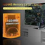 Mcbazel 1024MB(16344 Blocks) Memory Card for