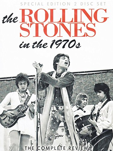 DVD : The Rolling Stones - Rolling Stones-In the 1970s (NTSC Format)