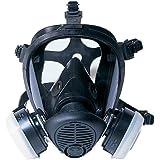 SAS Safety 7650-61 Opti-Fit Full-face APR Respirator, Medium