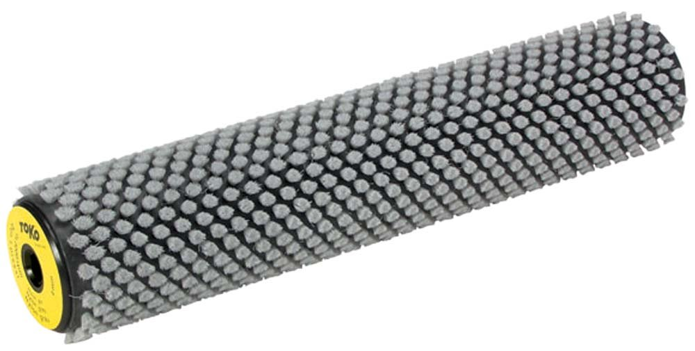 Toko Rotary Brush Nylon Grey for Snowboards 5542549