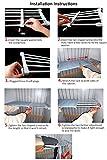 VANCORE Adjustable Storage Rack Separator