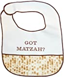 Got Matzah? - Jewish Passover Baby Bib by Davida