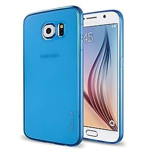 Galaxy S6caso, INVELLOP [Prime serie] resistente a los arañazos Transperent TPU
