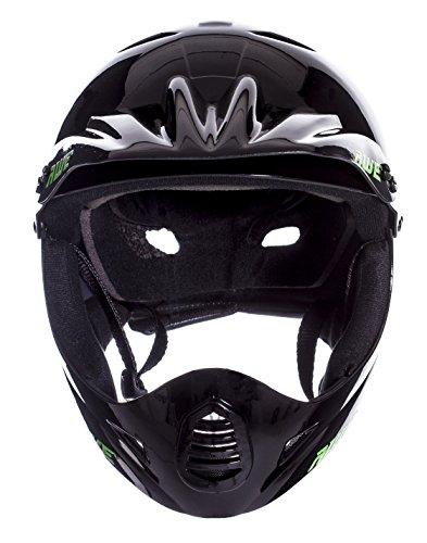 AWE FREE 5 YEAR CRASH REPLACEMENT Full Face Helmet Black Large by AWE (Image #5)