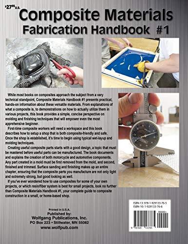 Composite Materials Fabrication Handbook 1 Composite Garage