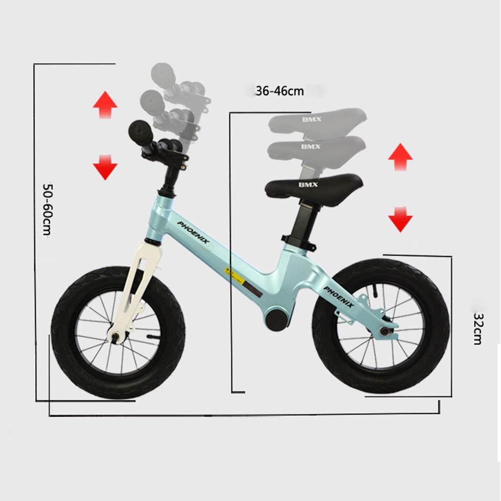 Zaq Prima Bicicletta Bici Senza Senza Senza Pedali Bicicletta Rosa