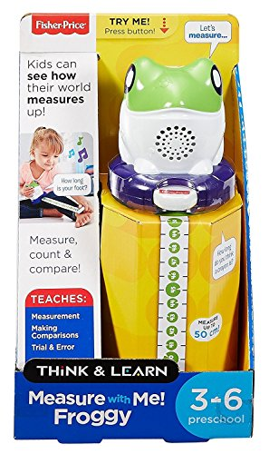fisher price tape measure - 3