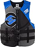 HYPERLITE Indy CGA Wakeboard Vest Black/Blue Mens Sz L
