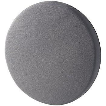 DMI Deluxe Swivel Seat Cushion, Gray