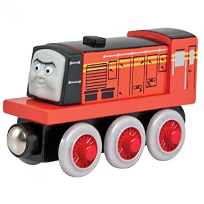 Thomas the Tank Engine & Friends Wooden Railway - Norman: Toys & Games