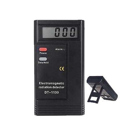 Boumten emf Radiation Detector Radiation Detector electromagnetic Radiation Detector Digital Electromagnetic Radiation Detector EMF Meter Dosimeter Geiger LCD Tester