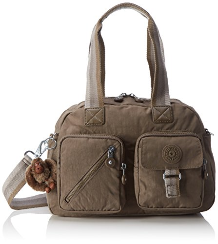 Kipling C Marron Defea Soft Earthy Sac T1wTRx86