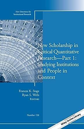 quantitative research on critical thinking