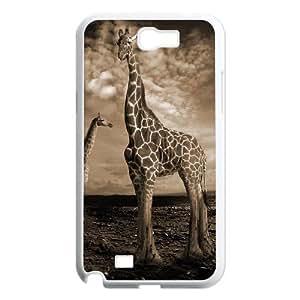 IMISSU Giraffe Phone Case For Samsung Galaxy Note 2 N7100