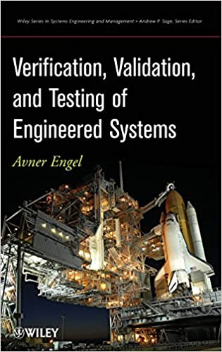 Verification validation and testing of engineered systems avner verification validation and testing of engineered systems 1st edition fandeluxe Images
