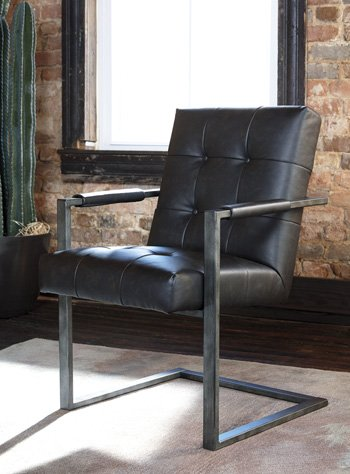 Signature Design by Ashley H633-02A Starmore Home Office Desk Chair by Signature Design by Ashley